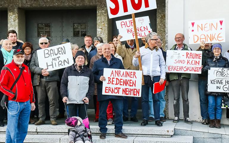 Die SALZ Forderungen in Gneis