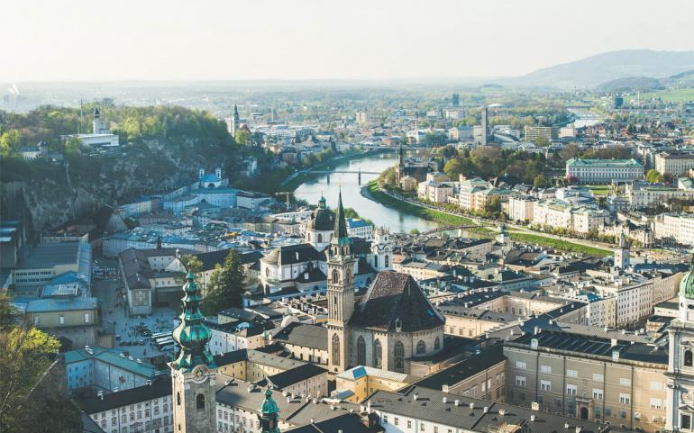 Korrektur des Salzburger Flächenwidmungsplanes unumgänglich